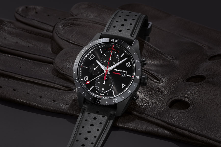 Il Montblanc TimeWalker Chronograph UTC