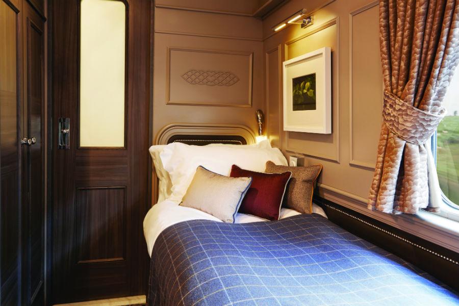 Belmond grand Hibernian Train - Particolare di una delle cabine private
