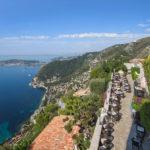 Forme e colori di una terra affacciata sul Mediterraneo: Château de la Chèvre d'Or in Costa Azzurra