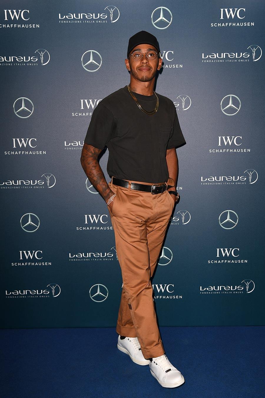 Laurens F1 Lewis Hamilton