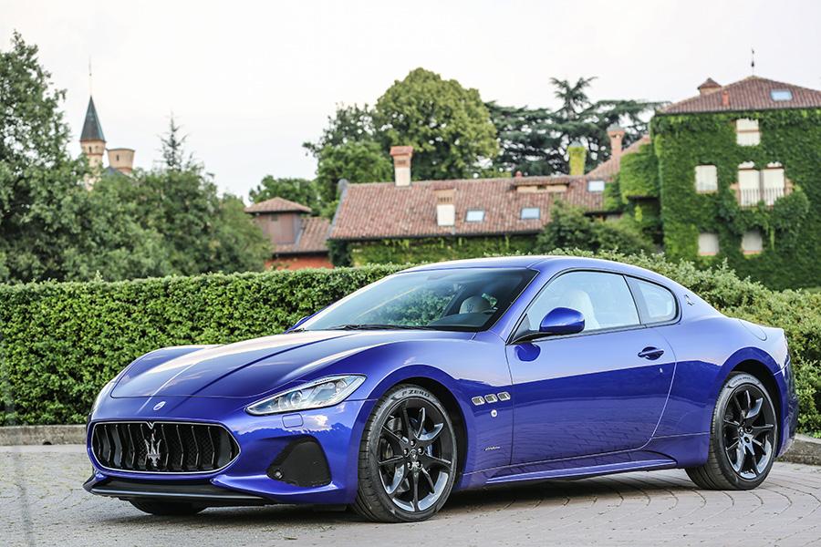 Maserati Granturismo MY2018