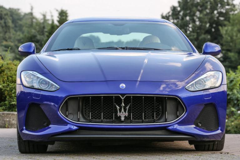 Maserati Granturismo MY2018 - immagine frontale