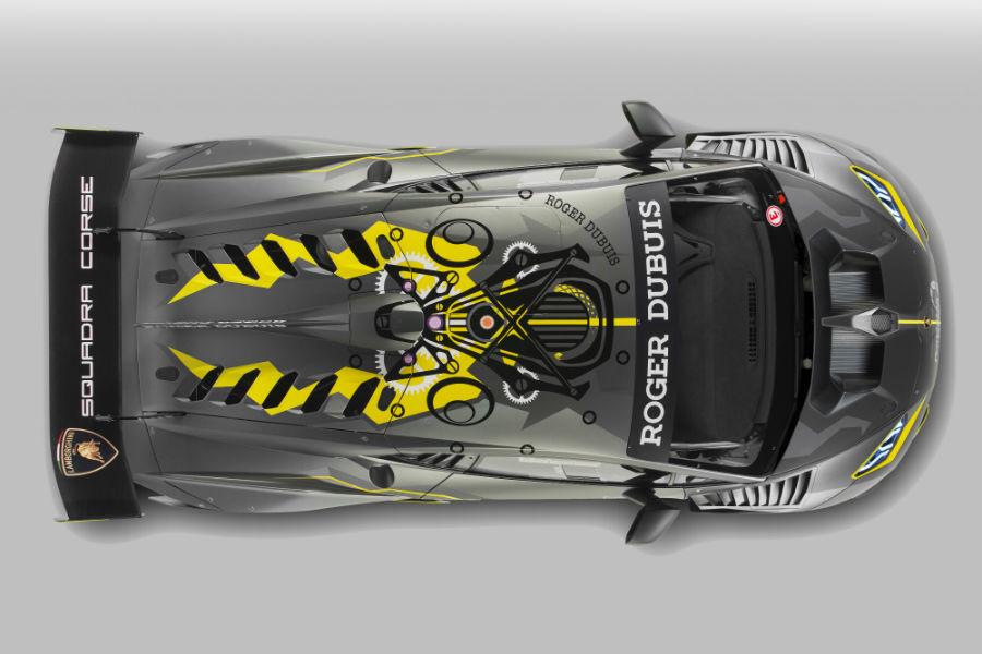 Roger Dubuis Excalibur Aventador S - L'ultima sportiva svelata in anteprima mondiale dalla factory di Sant'Agata Bolognese, la Huracán Super Trofeo EVO. Ovvero la vettura che prenderà parte a partire dalla primavera del 2018 al campionato monomarca della casa del Toro.