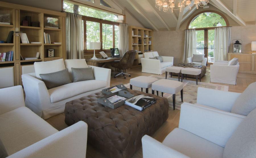 Albereta Relais & Châteaux - Greeneige Lounge