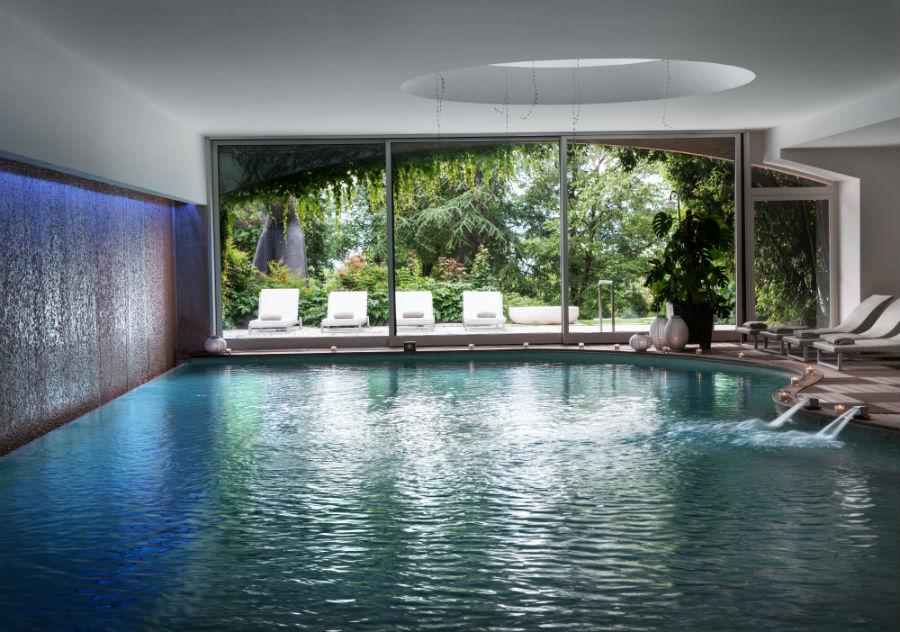 Albereta Relais & Châteaux - SPA – piscina interna