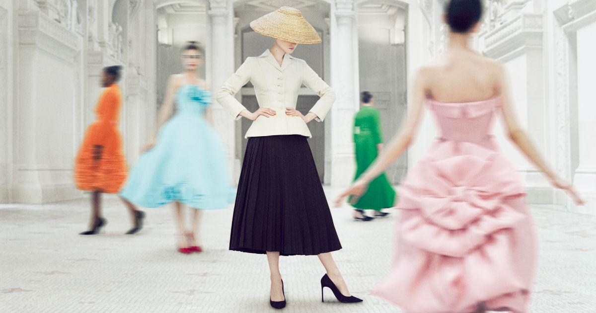 © Emma Summerton pour «Christian Dior Couturier du Rêve»