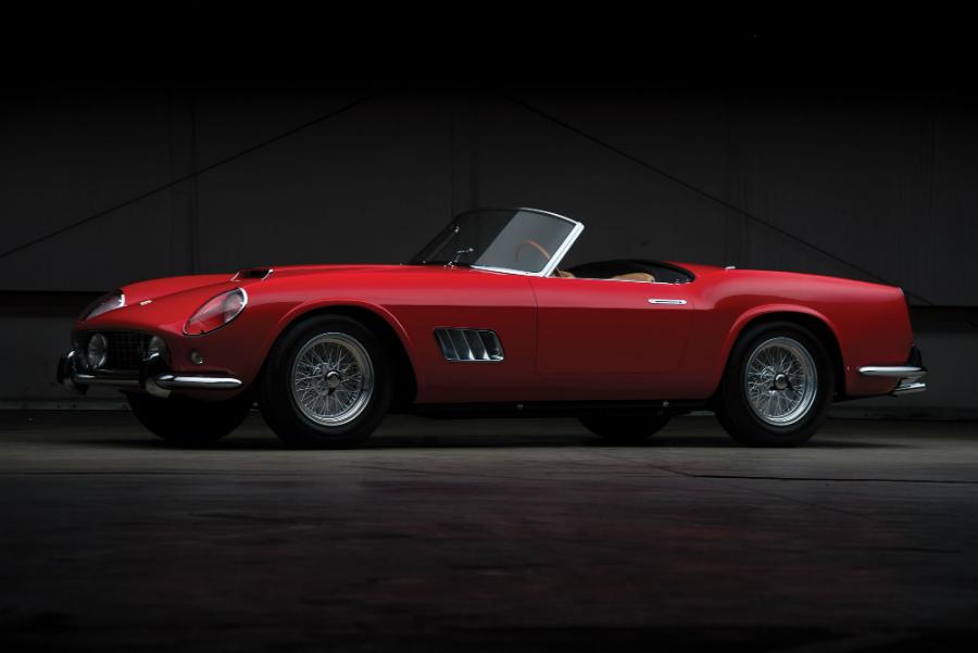 Lotto 125 - Ferrari 250 GT LWB California Spider by Scaglietti