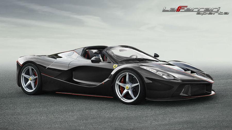 Ferrari - Lotto 154 - LaFerrari Aperta