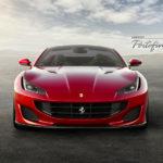 Località esclusiva per un'auto unica: la nuova ammiraglia delle GT di Maranello è Ferrari Portofino