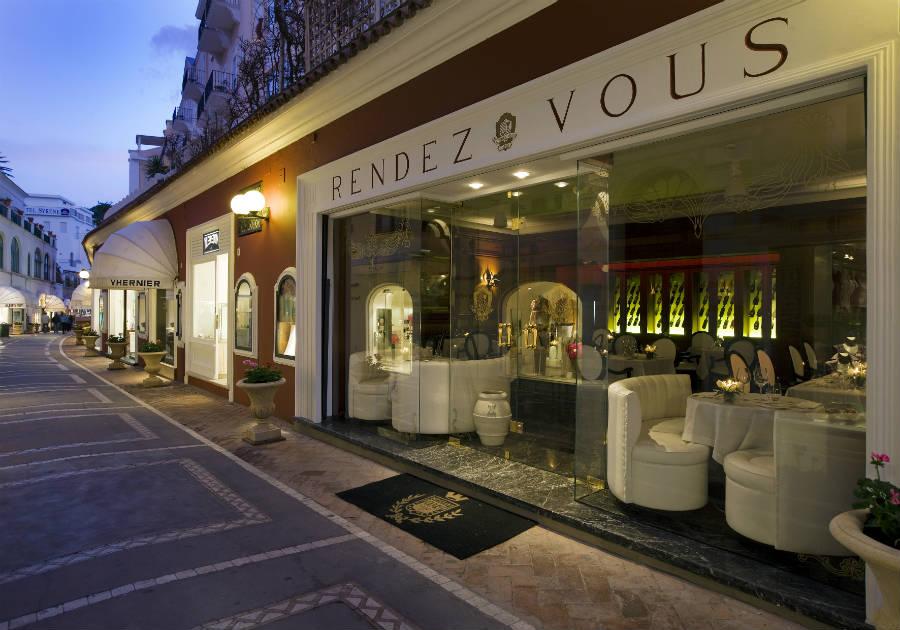 Grand Hotel Quisisana - Rendez Vous restaurant