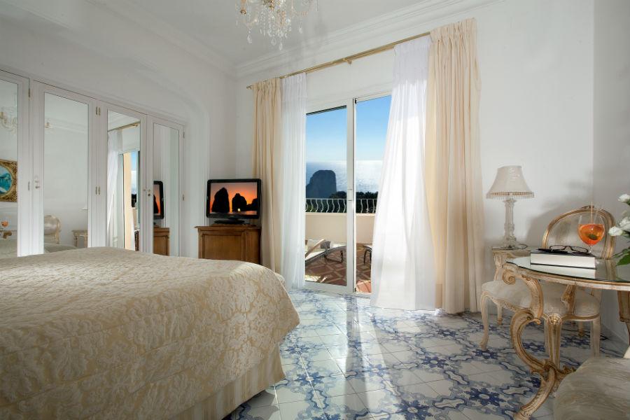 Grand Hotel Quisisana - Rooms - deluxe