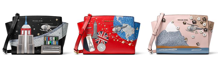 Michael Kors - borse della collezione Nouveau Novelty Bag