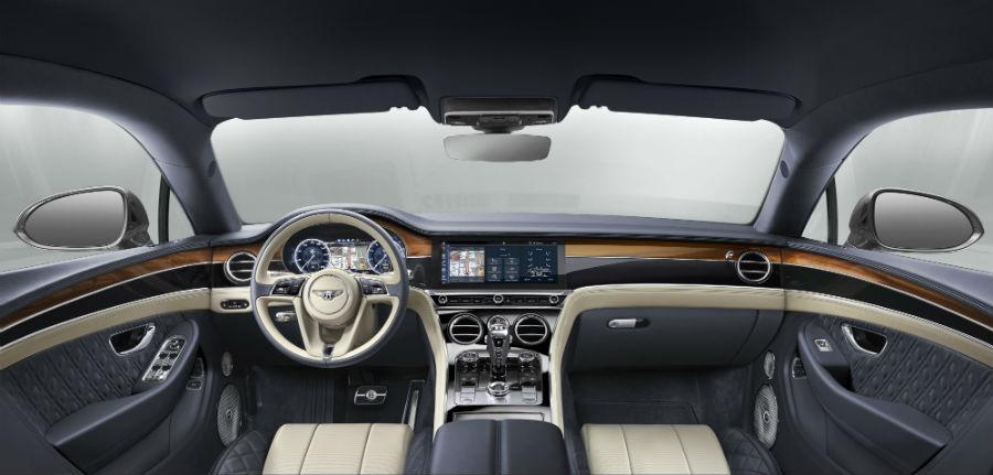 New Continental GT - Bentley - dettagli interni