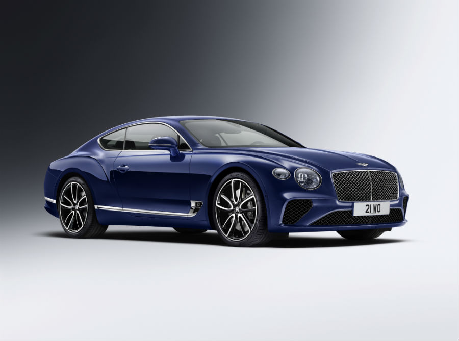 New Continental GT - Bentley