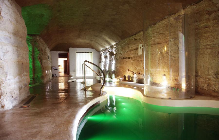 San Maurizio Relais - SPA, piscina termale sotterranea