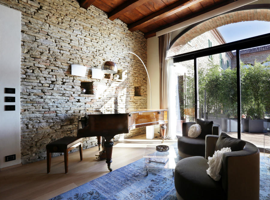 San Maurizio Relais - Suite San Luigi 401