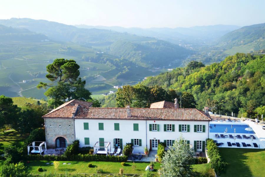 San Maurizio Relais - panoramica del complesso del Relais San Maurizio