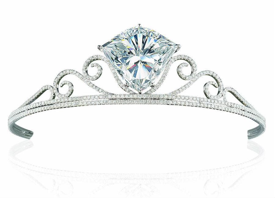 Diamante montato - Christie's - Magnificent Jewels - Lotto 425