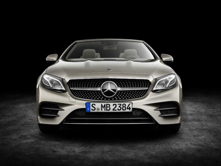 Mercedes-Benz-E350 coupé/cabriolet