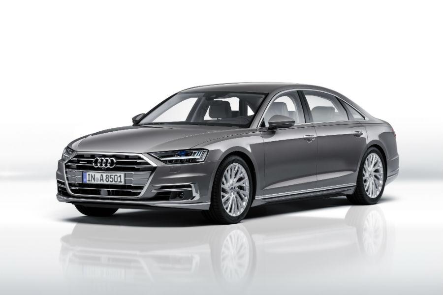 Audi A8 - vista frontale