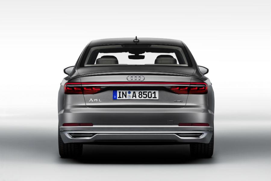 Audi A8 - vista retro