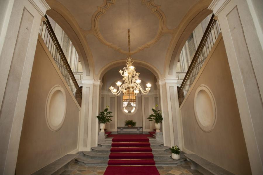 Il castello di guarene racconti di un barocco piemontese for Piani camera a castello