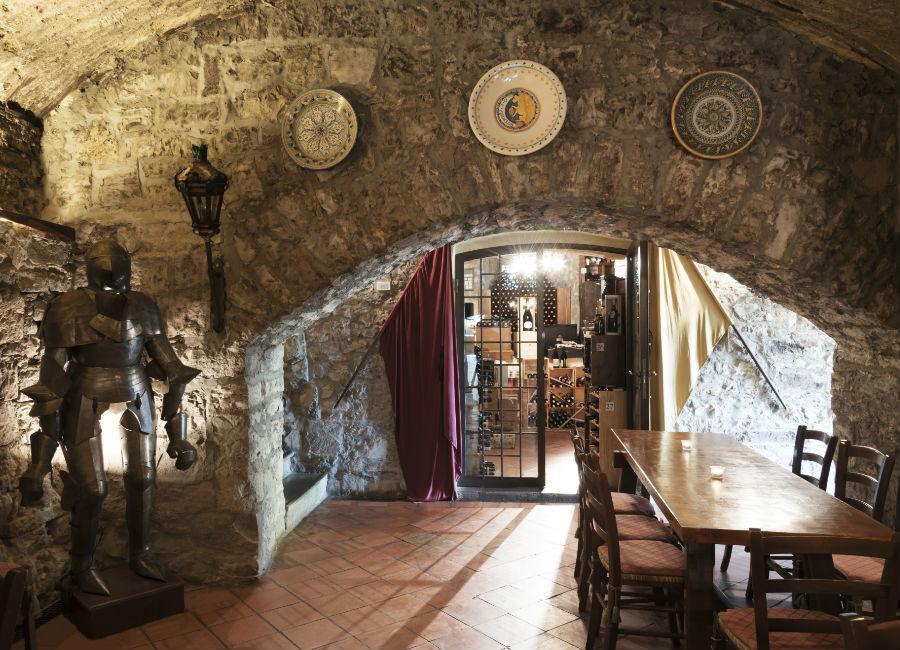 Castello di Spaltenna - Bar Taverna