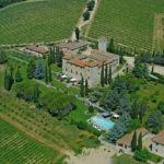 Il Castello di Spaltenna nella terra del Chianti, un esempio di mistica storicità
