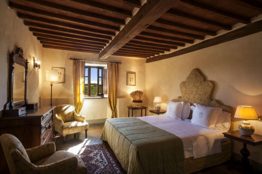 Castello di Spaltenna - Delux suite