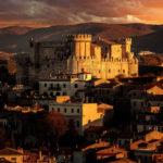 Castello Orsini: un guardiano in terra sabina