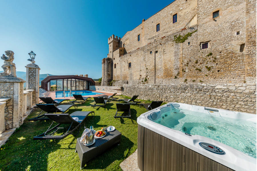 Castello Orsini di Nerola - We Area