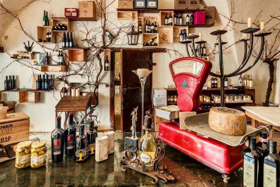 Castello Orsini di Nerola - Wine Lounge - Le Antiche Prigioni