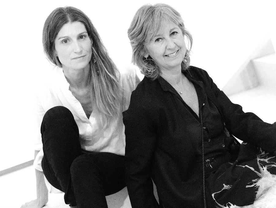 Dreamers curatrici Ludovica Gallo Orsi e Barbara Casalaspro - Photo Credits: Simona Bortolotto