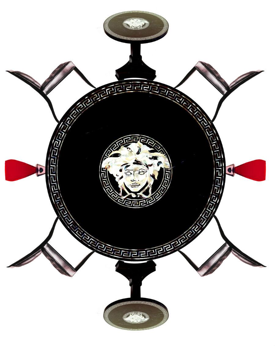 Giovanni Gastel - Gianni Versace Design
