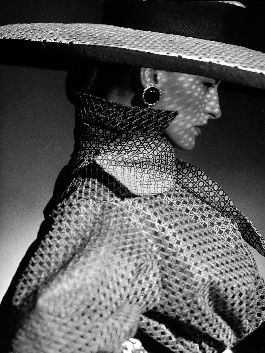 Giovanni Gastel: ritratto per Dior - Stevie Van Der Veen- 1991