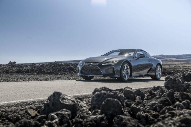 Lexus 500h Hybrid
