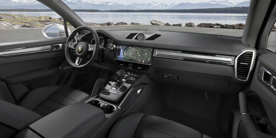 Cayenne 2019 - SUV Porsche - interni