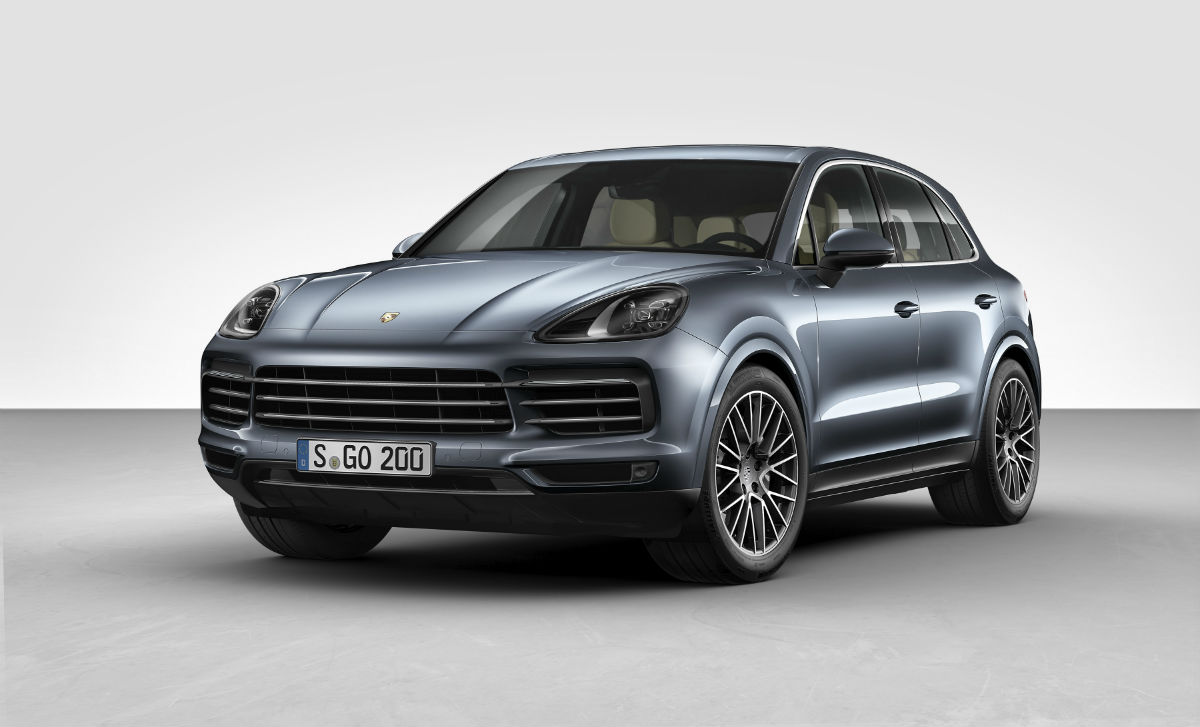 Cayenne 2019 - SUV Porsche