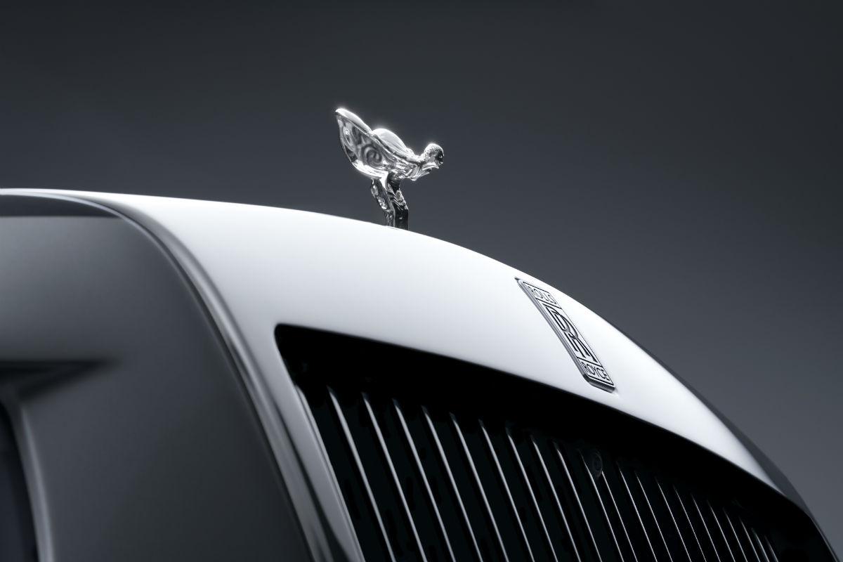 Rolls-Royce Phantom - stemma