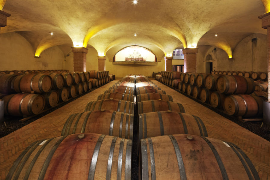 Rosewood Castiglion del Bosco - Barrique's Cellar