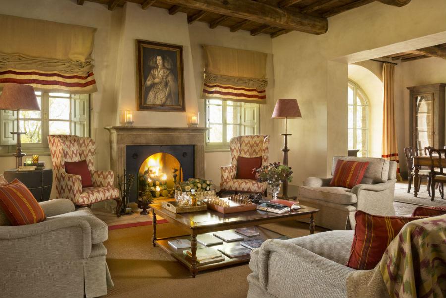 Rosewood Castiglion del Bosco - Villa Biondi – Living Space