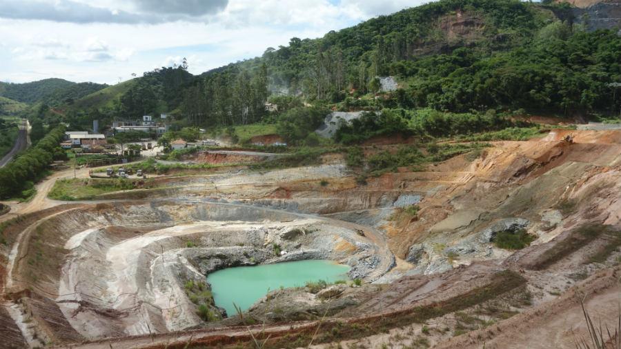 Smeraldi - la miniera di Belmont Brasile Itabira – Gübelin Emerald Paternity Test