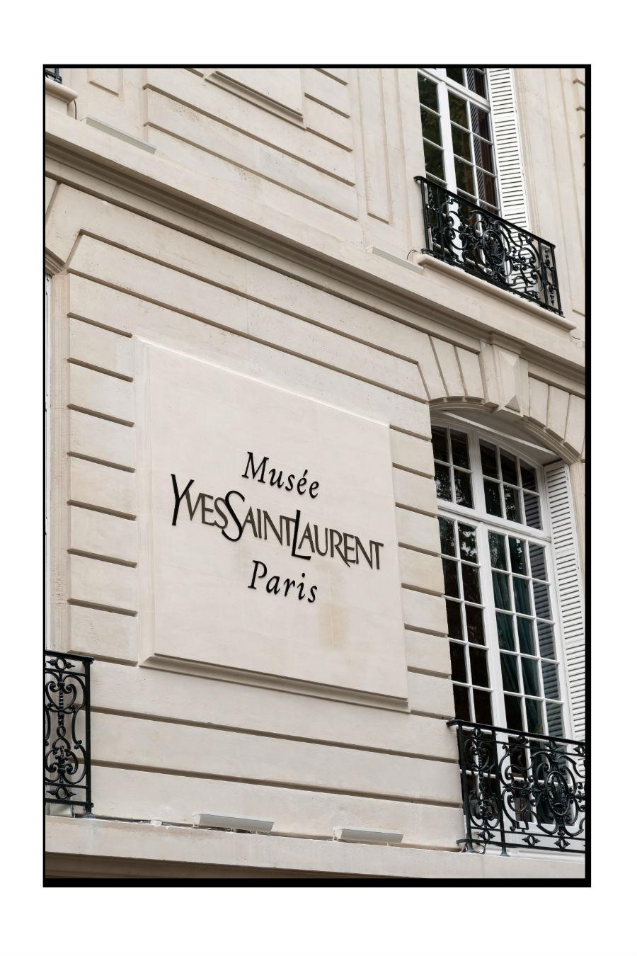 Il museo saint laurent di parigi un sogno divenuto realt for Indissolubile sinonimo