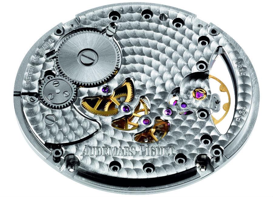 Audemars Piguet Millenary - Orologio femminile - Calibro di manifattura 5201 a carica manuale