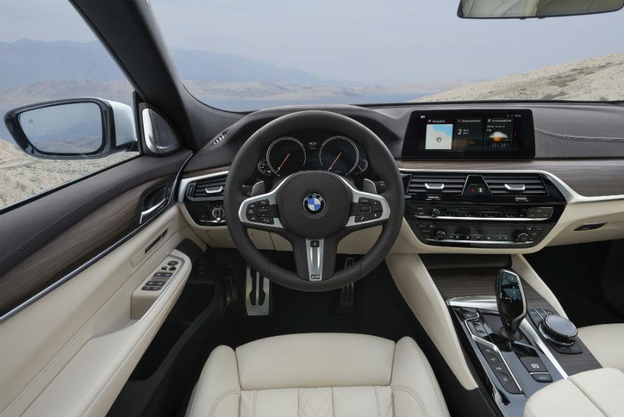 BMW Serie 6 Gran Turismo - interni