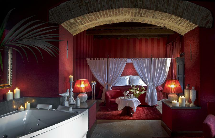 Castel Porrona Relais & Spa -Executive Suite