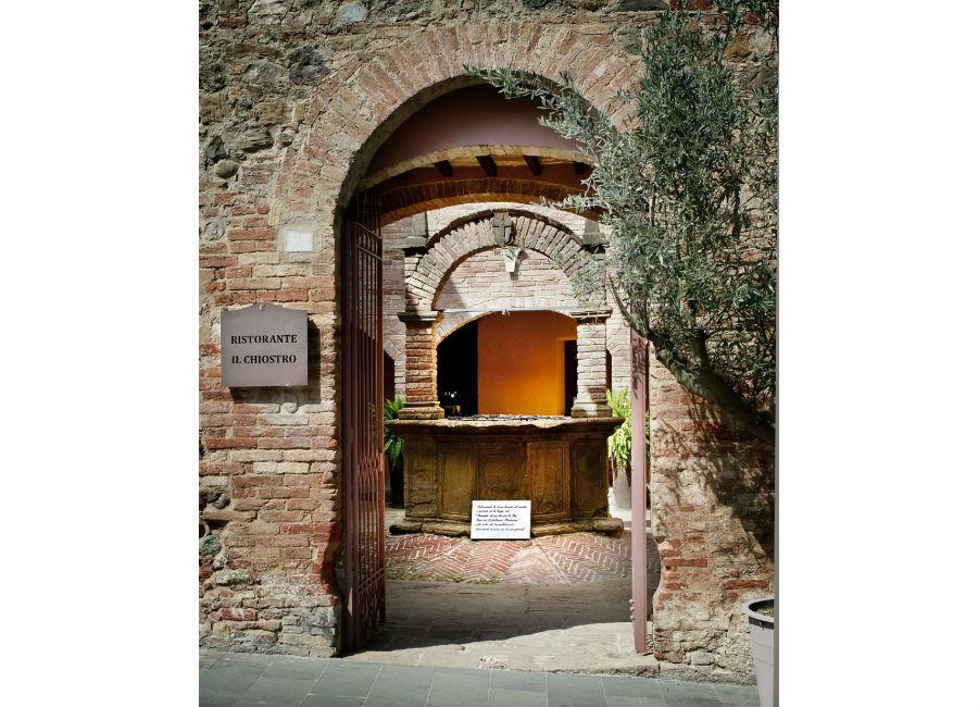 Castel Porrona Relais & Spa - Il Chiostro