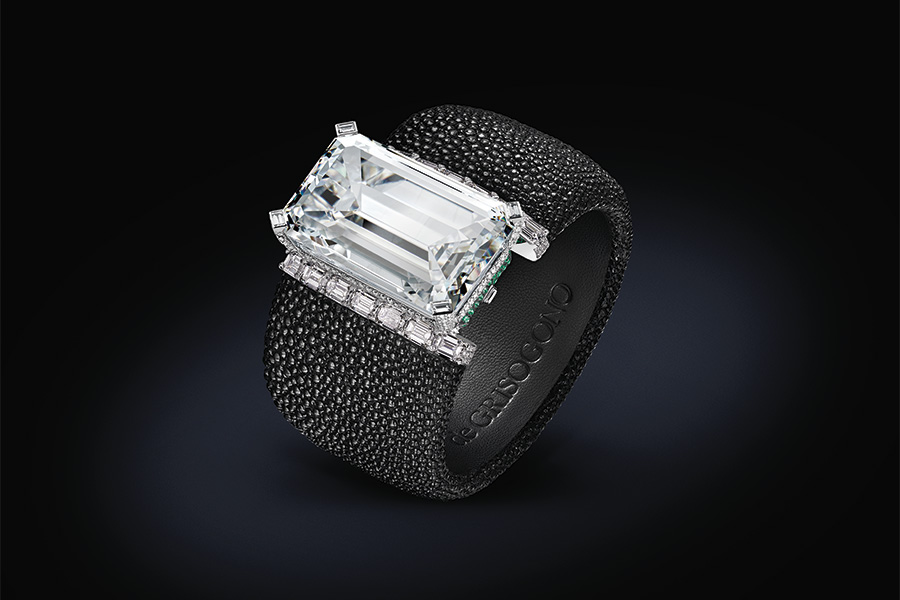 Diamante incastonato in un bracciale - Christie's - Magnificent Jewels - Lotto 505