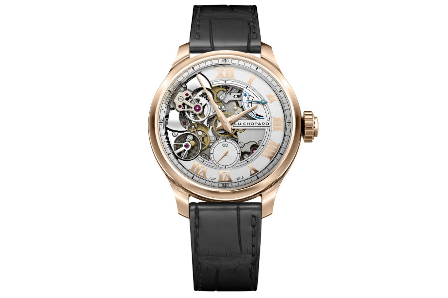 GPHG 2017 - Aiguille d'Or: Chopard L.U.C. Full Strike