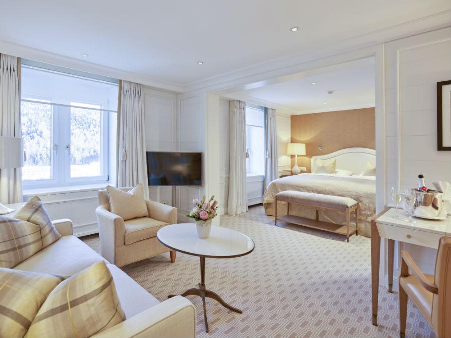 Gran Hotel Kronenhof - Kronenhof Suite